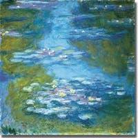 Claude Monet 'Nympheas' Canvas Art