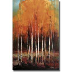 Peter Colbert 'Morning Whisper' Canvas Art