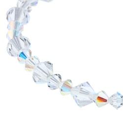 Crystale AB Crystal Stretch Bracelet
