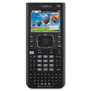 TI-Nspire CX CAS Graphing Calc
