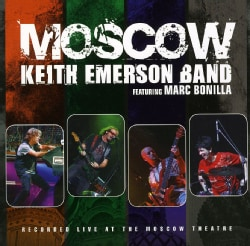 Keith Band Emerson - Moscow