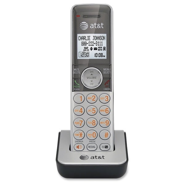 AT&T CL80101 Cordless Accessory Handset for AT&T CL81201 or CL81301,