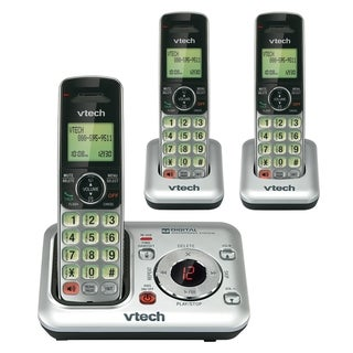VTech CS6429-3 DECT Cordless Phone