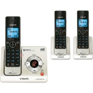 VTech LS6425-3 DECT 6.0 Expandable Cordless Phone with Answering Syst|https://ak1.ostkcdn.com/images/products/5685619/P13429131.jpg?impolicy=medium