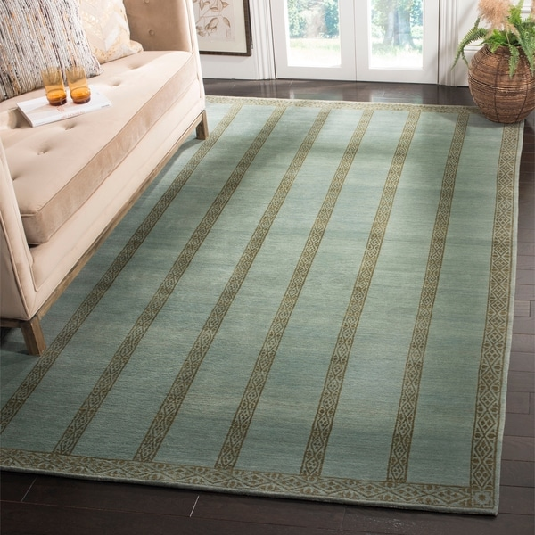 Shop Safavieh Couture Traditional Marine Wool Rug 9 X 12 Free