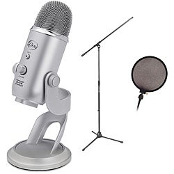 Blue Microphones ETI USB Condenser Plug-and-play Microphone with Kit