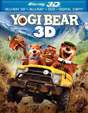 Yogi Bear 3D (Blu-ray/DVD)
