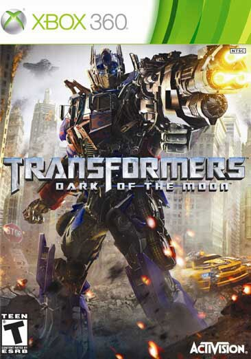 Xbox 360 - Transformers: Dark of the Moon - By Activision