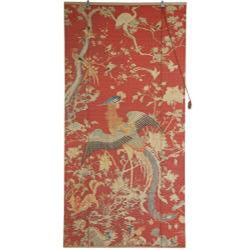 Bamboo 'Red Phoenix' Window Blinds (72 in. x 72 in.) (China)