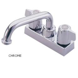Low Arc Laundry Faucet