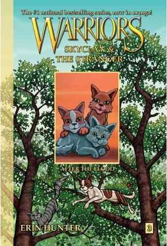 Warriors: Skyclan & the Stranger 3: After the Flood (Paperback)