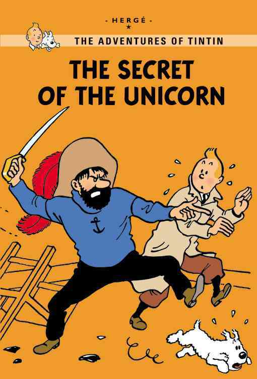 The Secret of the Unicorn (Paperback)
