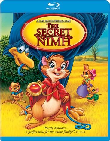 The Secret Of Nimh (Blu-ray Disc)