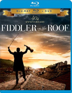 Fiddler on the Roof (Blu-ray/DVD)