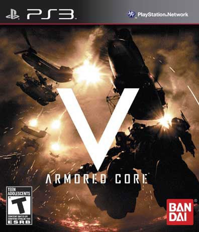 PS3 - Armored Core V - By Namco