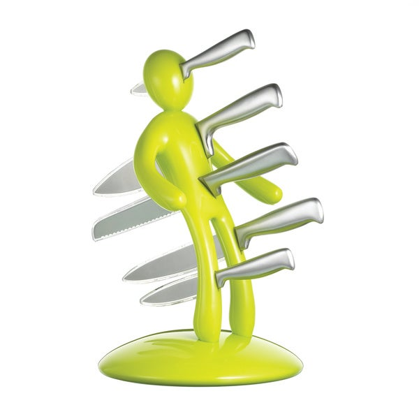 The Ex Knife Holder, 2nd Edition, Green