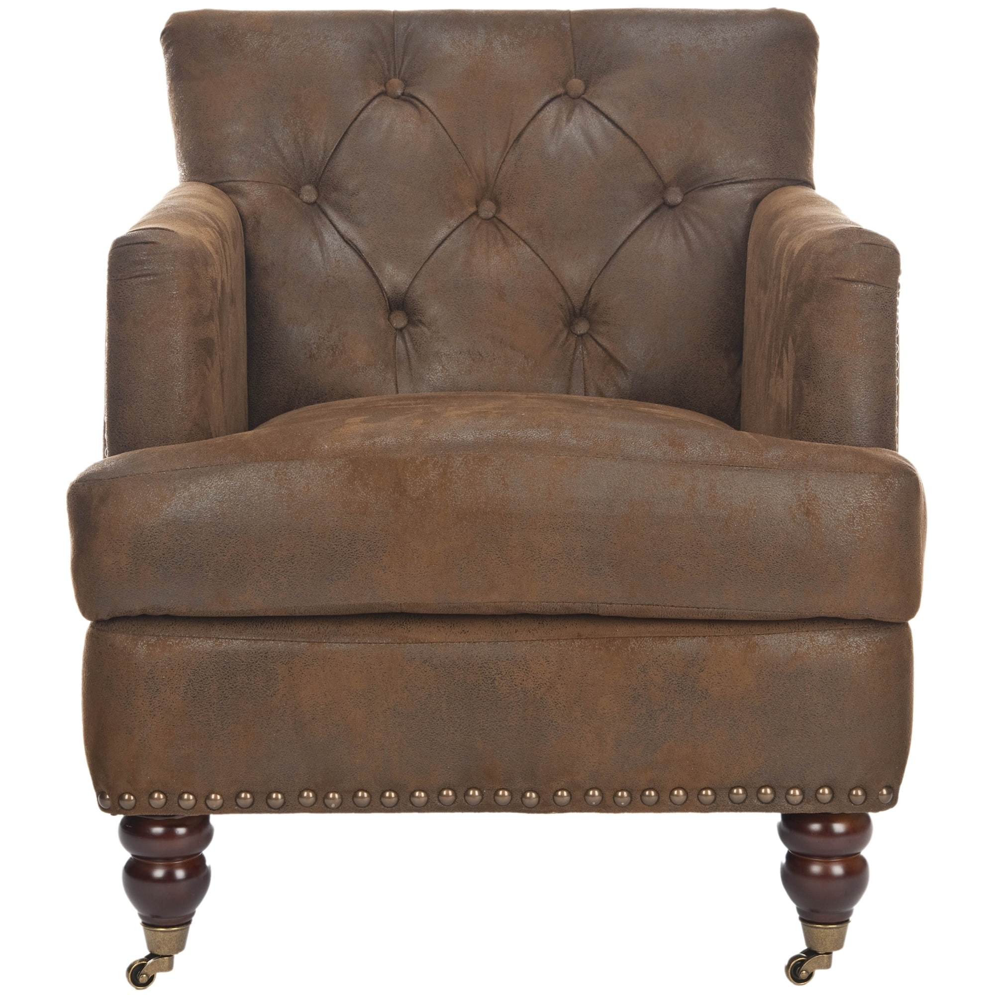 tufted living room chair living room chairs for less overstock 13677