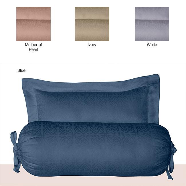Jacquard Cotton Decorative Pillows (Set of 2)