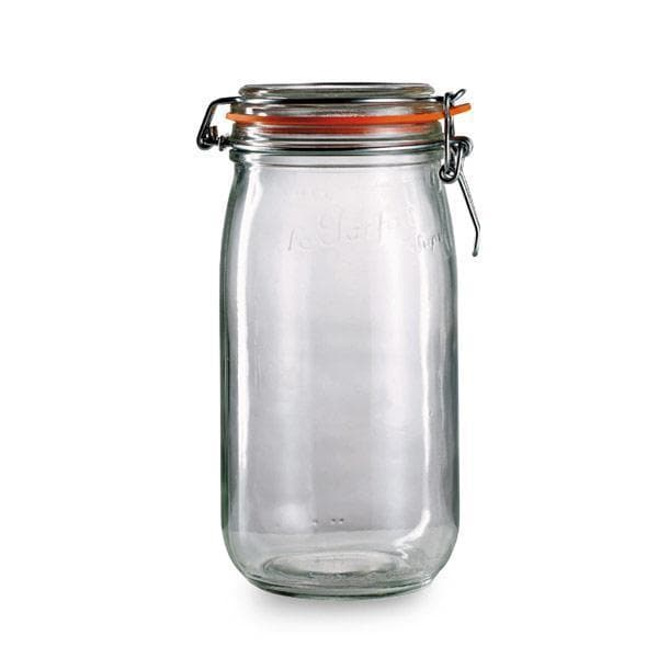 Le Parfait 3-liter Glass Jars (Pack of 3)