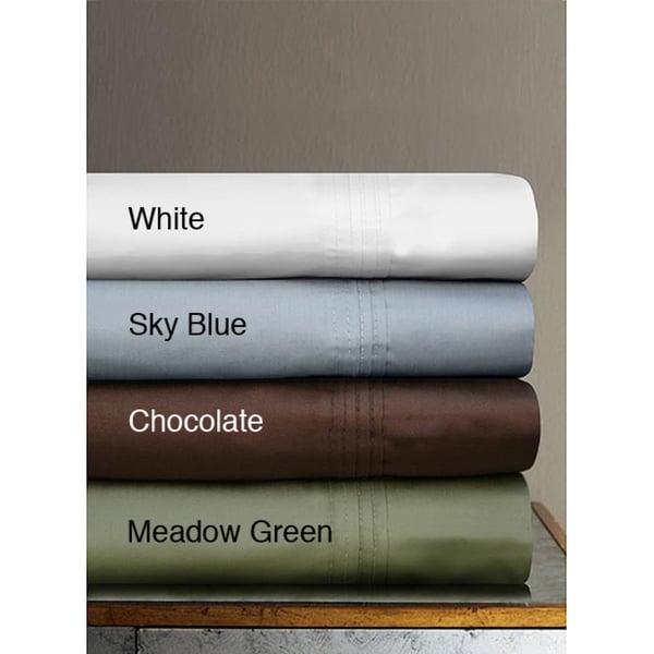 Egyptian Cotton 700 Thread Count Extra-deep Pocket Sheet Set