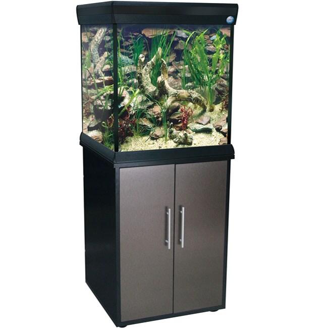 Empress Collection 53-gallon Aquarium Tank and Stand