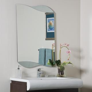 bathroom mirrors overstock shop bathroom mirror free shipping today 11157