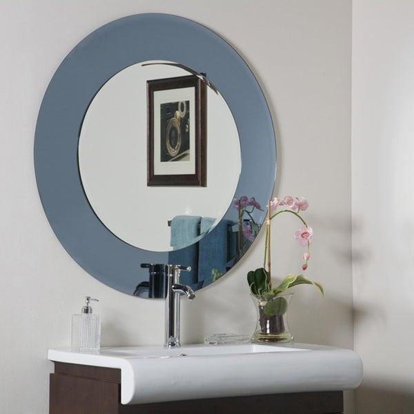 contemporary mirrors for bathroom shop camilla modern bathroom mirror free shipping 17871