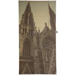 Bamboo St. Patrick's Cathedral Window Blinds (24 in. x 72 in.) (China)