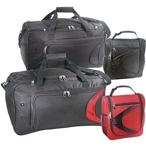 G Pacific GP Series Slalom 2-piece Carry-on Duffel Luggage Set
