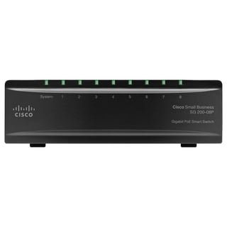 Cisco SG200-08 Gigabit Smart Switch