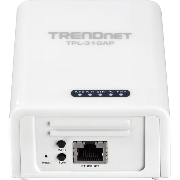 TRENDnet TPL-310AP IEEE 802.11n 300 Mbit/s Wireless Access Point - IS