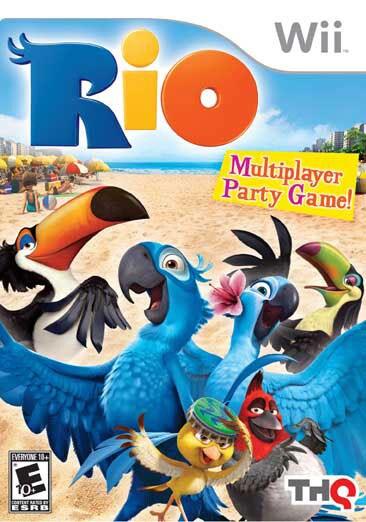 Wii - Rio