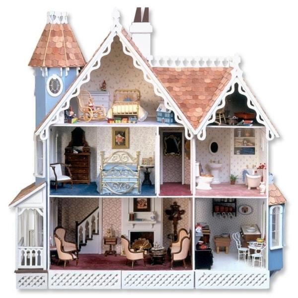 McKinley Wall Hanging Dollhouse Kit