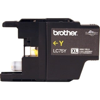 Brother LC75Y Original Ink Cartridge