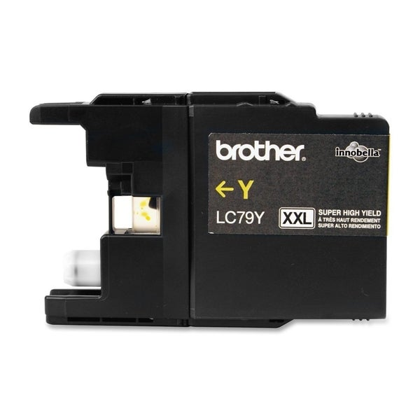 Brother Innobella LC79Y Original Ink Cartridge