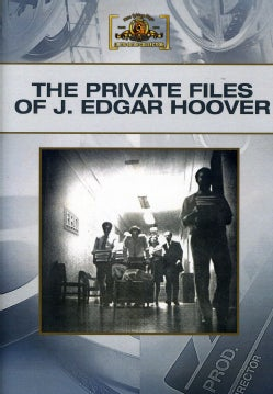 The Private Files Of J. Edgar Hoover (DVD)