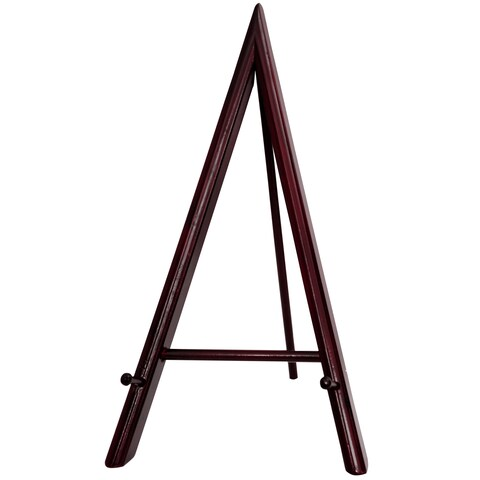 Handmade Rosewood 8-inch Art Easel (China)