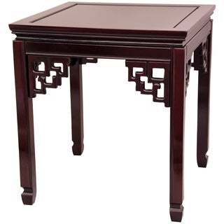 Rosewood Square Ming Table (China)