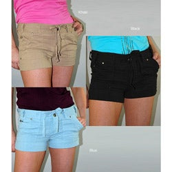 Institute Liberal Women's Drawstring Shorts - Thumbnail 1