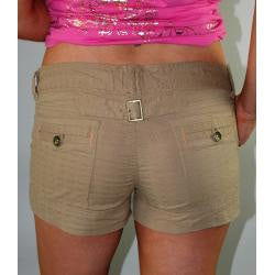 Institute Liberal Women's Drawstring Shorts - Thumbnail 2