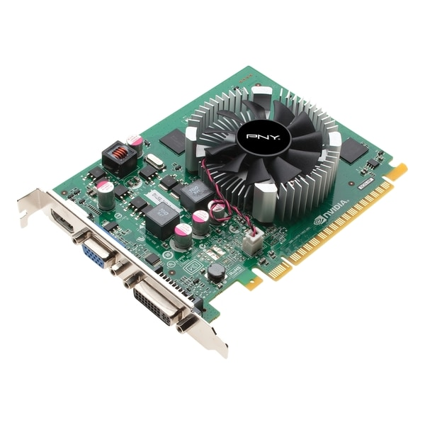 PNY VCGGT4401XPB GeForce GT 440 Graphic Card - 810 MHz Core - 1 GB GD