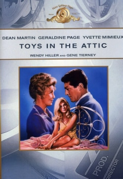 Toys In The Attic (DVD)
