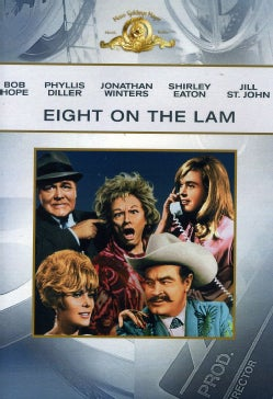 Eight On The Lam (DVD)