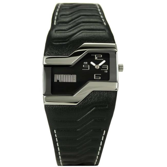 Shop Puma Women s Black Sport Watch - Free Shipping Today - Overstock -  5147152 cf88fcb87