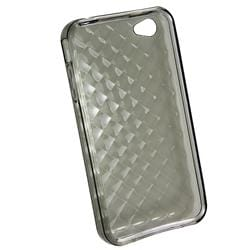 TPU Rubber Skin Case for Apple iPhone 4 - Thumbnail 2