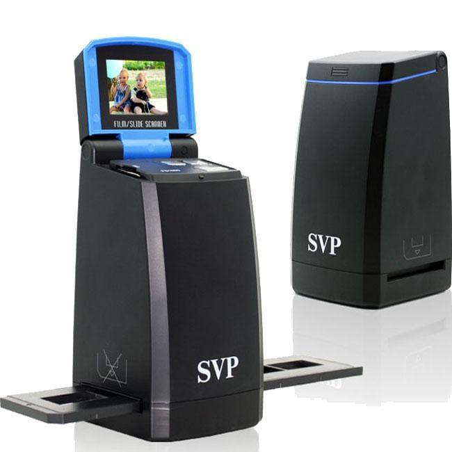 SVP FS1800 Black Digital Film Negative and Slide Scanner