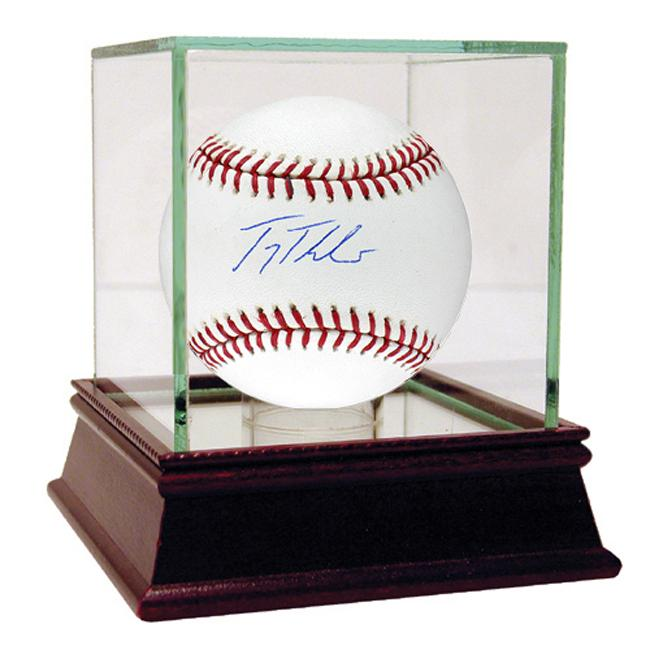 Steiner Sports Autographed Troy Tulowitzki MLB Baseball