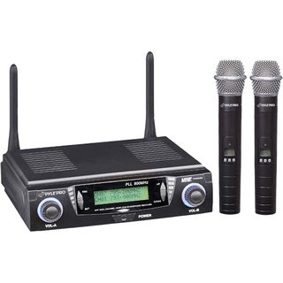 PylePro PDWM3300 Wireless Microphone System