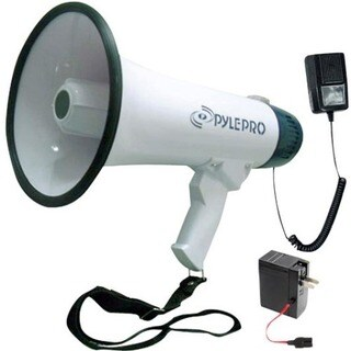 Dynamic Megaphone With Recording Capabilities