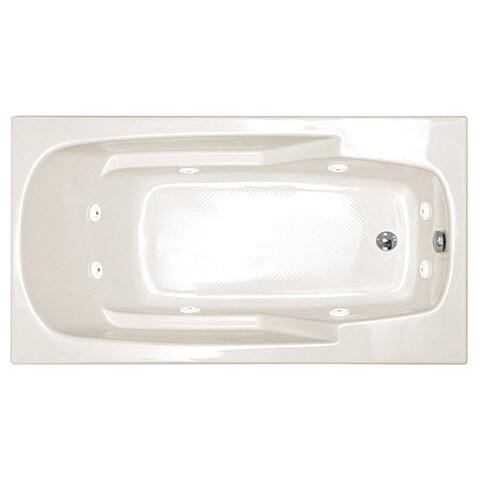 Atlantis Eros White Whirlpool Tub